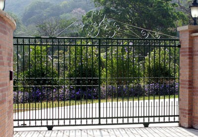 Domestic Automatic Security Gates